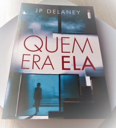 Quem era ela - JP Delaney -- Literalmente Adicto