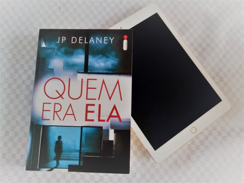 Quem era ela? – J. P.Delaney