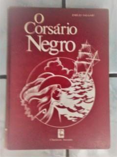 O Corsário Negro - Emílio Salgari_Literalmente Adicto