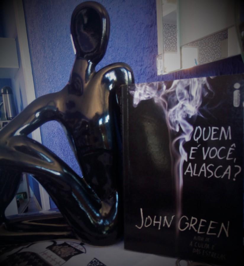 Quem é você Alasca? – JohnGreen
